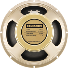 "Celestion G12H-75 Creamback - 12"" 75W"