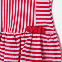 Mayoral Baby Girls Striped Dress, Poppy