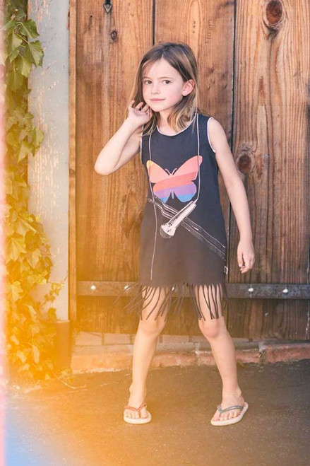 Mini Shatsu - Butterfly Rock n Roller Dress