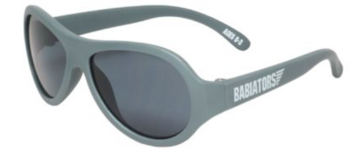 Babiators Nondestructable UV Protected Sunglasses (Galactic Gray)