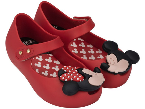 Mini Melissa Ultra+Disney BB Red