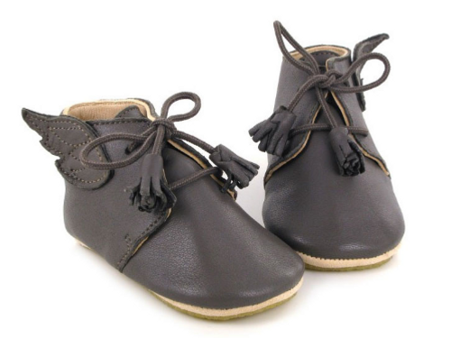 Easy Peasy Hand-crafted Butter-Soft Leather Shoes, Mexi Taupe
