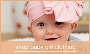 Shop Baby Girl Clothing