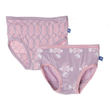KP Girls Underwear Sweet Pea Lion Fish and Sweet Pea Lattice