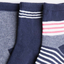 Mayoral Boy formal socks 3 pairs, Lychee