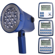 Monarch Nova-Strobe LED Stroboscope with a flash rate of 30 to 500,000 flashes per minute