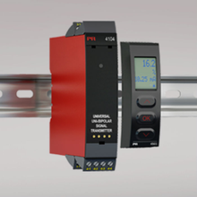 Universal uni-/bipolar signal transmitter