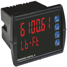 PD6100 ProVu Strain Gauge, Load Cell & mV Digital Panel Meter