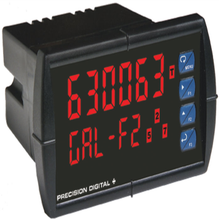 PD6300 ProVu Pulse Input Flow Rate/Totalizer