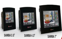 ** Samba T20 Series ** - 10 Digital Inputs, 2 Digital/Analog, 8 Transistor Outputs, 1 USB programming port, 1 optional port for serial or Ethernet communication and 1 optional port for CANbus communication