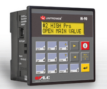 ** M91-2-R34 ** - 24VDC, 22 pnp/npn Digital Inputs, 2 analog inputs, 3 high-speed counter/shaft encoder inputs, 12 relay outputs, I/O Expansion Port and RS232/RS485 Port