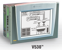 ** V530-53-B20B ** - RS232 port, RS232/RS485 port Ethernet/additional, RS232/RS485 port (optional), MODBUS, CANbus and UniCAN