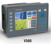 ** V560-T25B ** - Up to 1000 I/O; Supports Remote, I/O Digital, Analog, Temperature, Weight, Canbus, RS485, MODBUS RTU/IP, CANopen, J1939 and SNMP