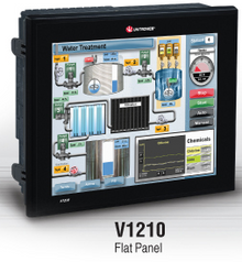 ** V1210-T20BJ ** - Up to 1000 I/O; Supports Remote I/O Digital, Analog, Temperature, Weight, GPRS Ethernet, Canbus, RS485, MODBUS RTU/IP, CANopen, J1939, SNMP Web Server & Multilanguage Support