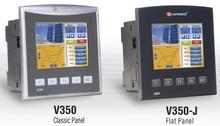 ** V350-S-TA24 ** - 24VDC, Operational Temps -30ºC-60ºC (-22ºF-40ºF), 8 Digital Inputs, 1 shaft-encoder Input, 2 Analog/Digital Inputs, 2 Thermocouple/PT100/Digital Inputs, 10 Transistor Outputs, 2 Analog Outputs, RS232/RS485 Port and CANbus