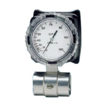 RCM Threaded Gas Flowmeter and Flo-gage