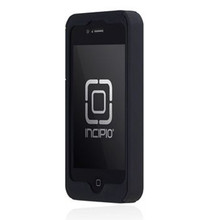 APPLE IPHONE 4 / 4S INCIPIO DUALPRO HARD SHELL CASE WITH SILICONE CORE - BLACK AND BLACK
