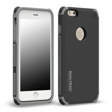 APPLE IPHONE 6 PLUS PUREGEAR DUALTEK EXTREME IMPACT CASE - MATTE BLACK