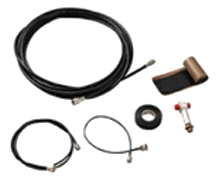 10 Meter Iridium Custom Cable Kit