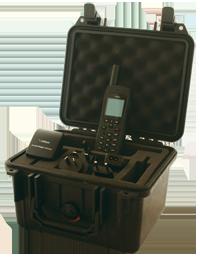 Iridium 9555 Disaster Preparedness Kit