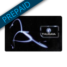 Thuraya Prepaid 100MB | 80 days Plan