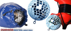 Mirror Disco Flasher Ball
