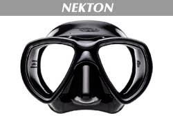 Riffe Nekton Mask - Amber Lens