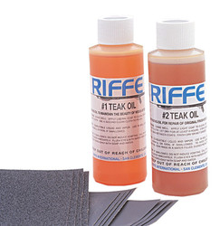 Riffe Teak Maintenance Kit