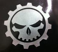 Geartooth Gear Skull Overlay