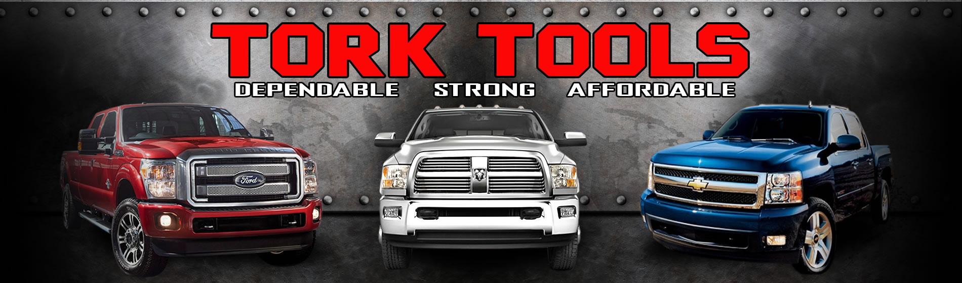 Tork Tools - Cummins Valve Spring Compressors