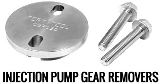 Injection Pump Gear Removers