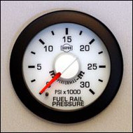 Common Rail Fuel Pressure Gauge 0-30000 PSI R14288 - ISSPRO EV2