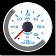 Electronic Fuel Pressure Gauge 0-60 PSI R19077 - ISSPRO EV2