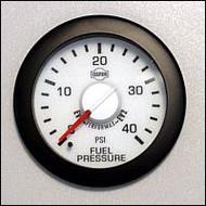 EV2 ELECTRONIC FUEL PRESSURE GAUGE 0-40 PSI R14055 - ISSPRO