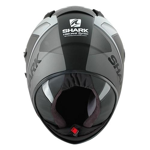Helm Shark Vision-R 2 Syntic Mat