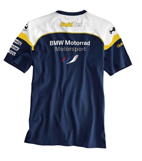 T-shirt BMW motorrad motorsport heren