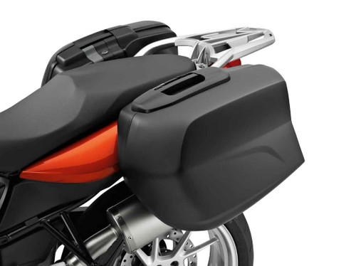 BMW Tourkoffer links F 800 GT