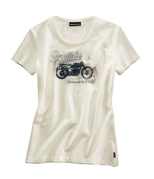 T-shirt BMW heritage dames