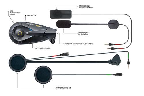 Interphone F3 MC Single