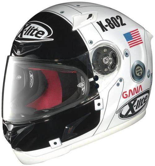Helm X-Lite X802R Replica Lorenzo Moon
