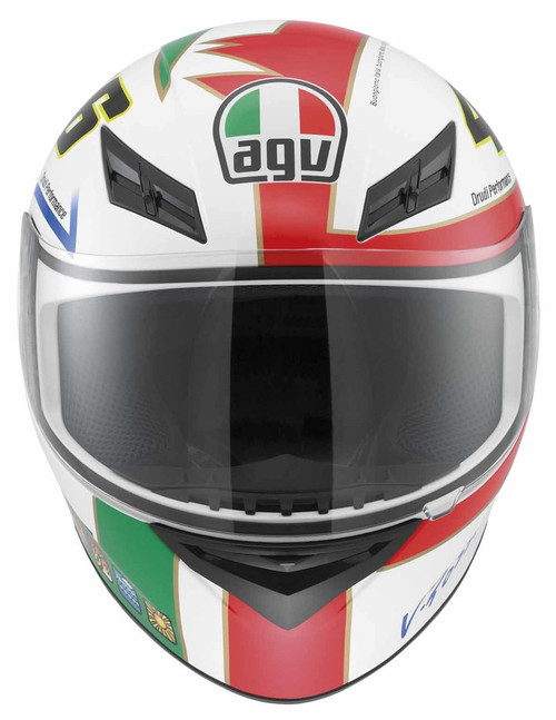 Helm AGV K-3 Rossi icon