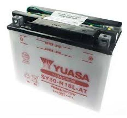Accu Yuasa SY50-N18L-AT