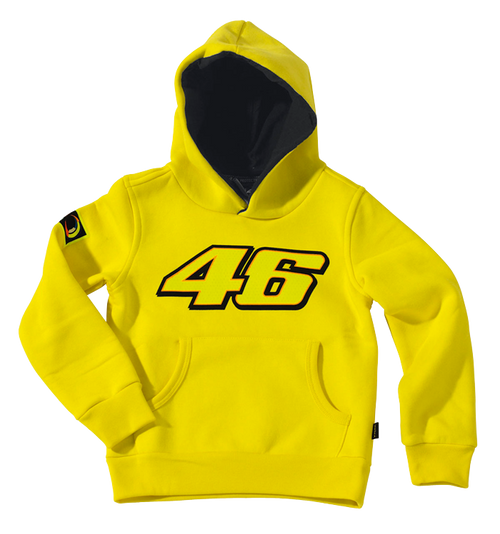 Sweater Dainese VR46 Rossi Hooded Kid