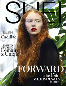 SHEI Magazine - Forward Issue