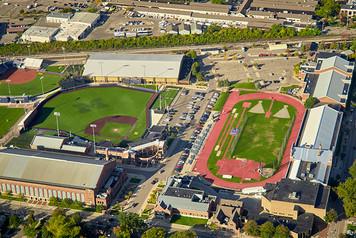 University of Michigan Campus - Aerial - 8