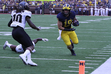 2016 Michigan Football vs Central Florida - 7
