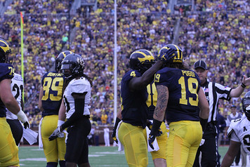 2016 Michigan Football vs Central Florida - 8