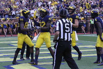 2016 Michigan Football vs Central Florida - 10