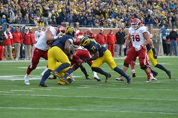 2016 Michigan Football vs Indiana - 3