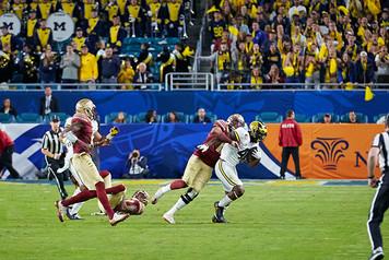 Michigan Football - 2017 Orange Bowl - 13